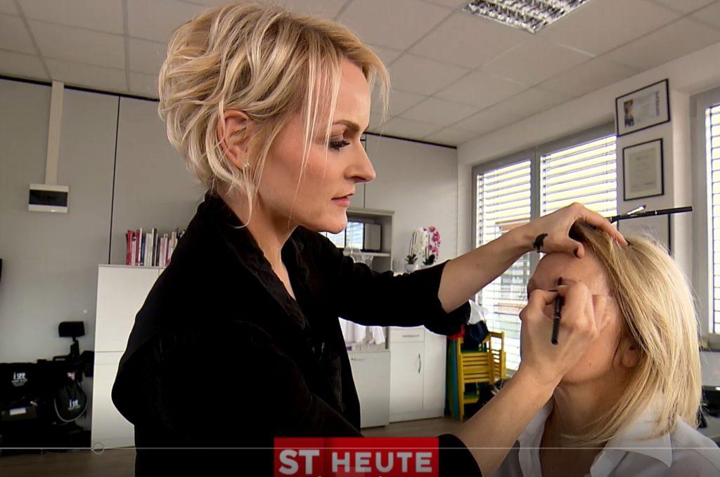 Südtirol Heute - ORF - Schminktipps für den Frühling
