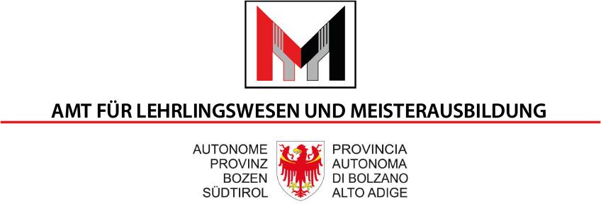 Amt für Lehrlingswesen und Meisterausbildung, Autonome Provinz Bozen - Südtirol