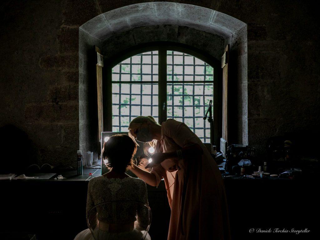 Photo: Daniele Torchia Storyteller