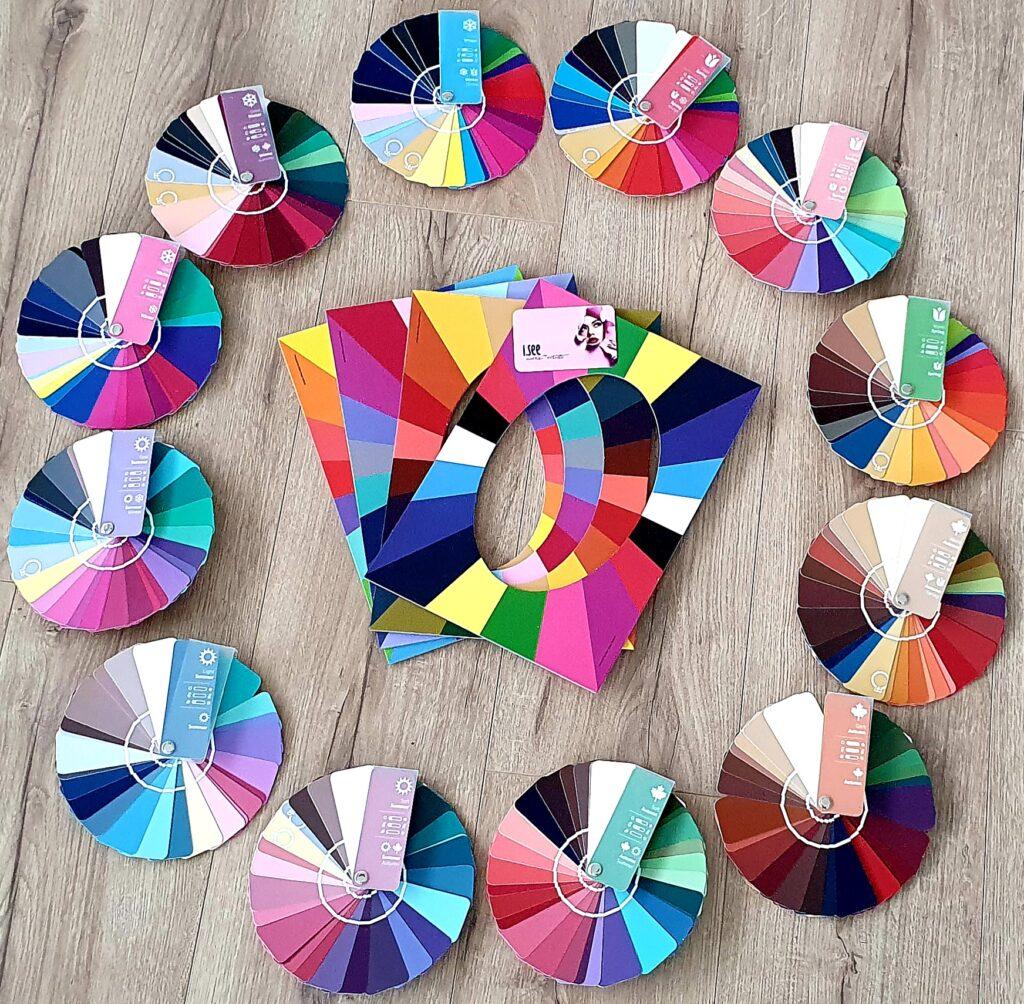 Kennst du deine besten Farben? Conosci i tuoi colori amici?